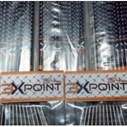 Freccia Completa 3X Carbon Fiber+ Pin + Punta (conf. 12 frecce complete)