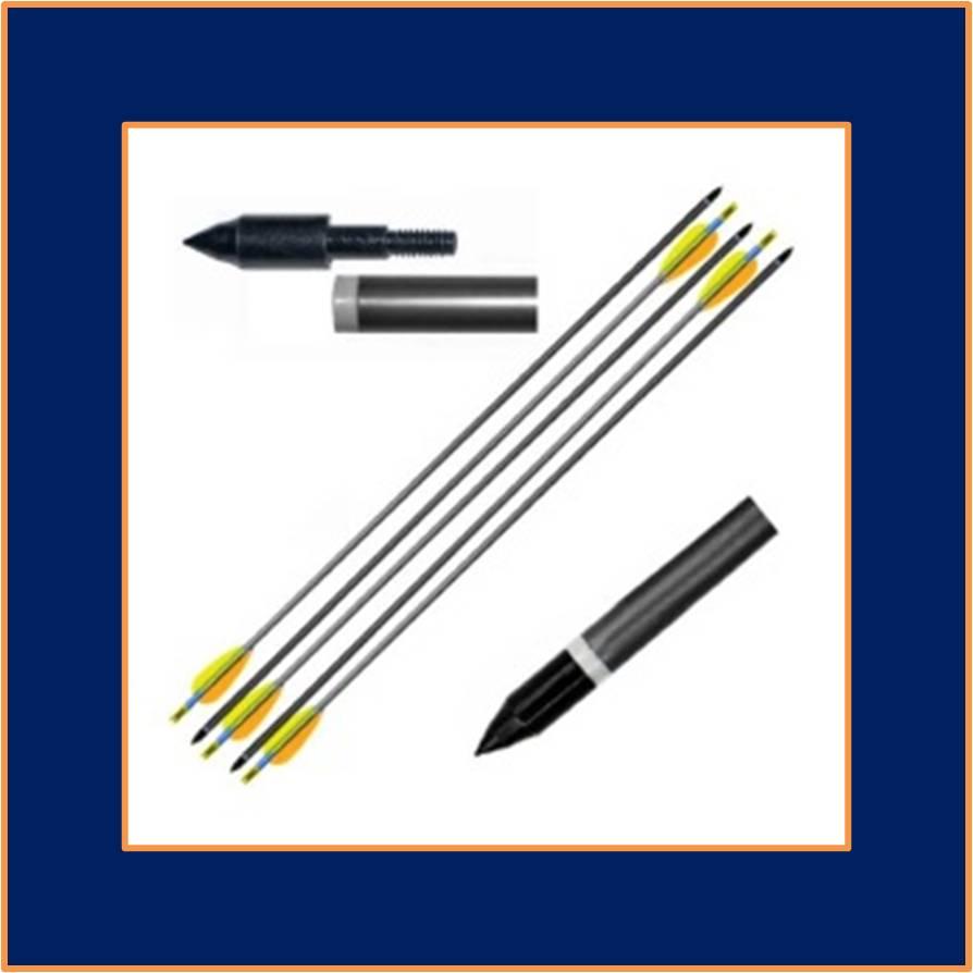 Frecce Aste e componenti